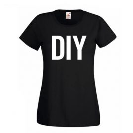 Camiseta Chica Negra