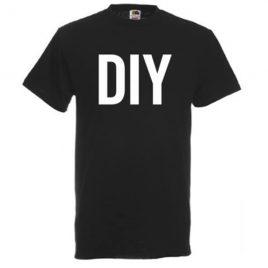 Camiseta Chico Negra